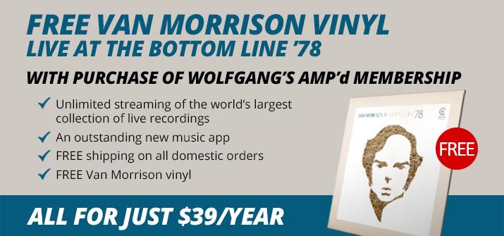 Free Van Morrison Vinyl