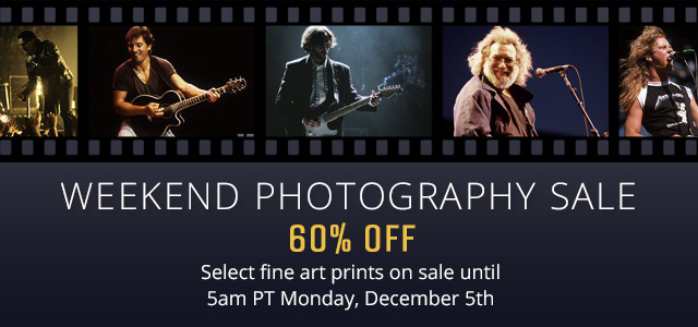 Weekend Photography Sale