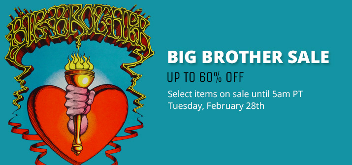 Big Brother Sale