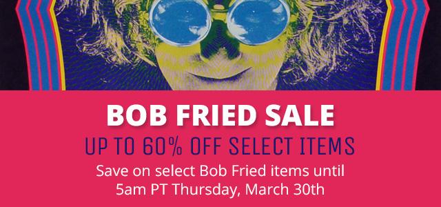 Bob Fried Sale