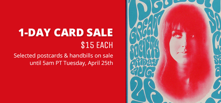 1-Day Card Sale