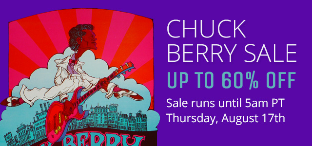 Chuck Berry Sale