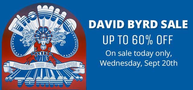 David Byrd Sale