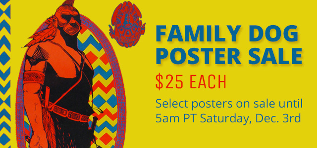Family Dog Poster Sale