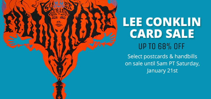 Lee Conklin Card Sale