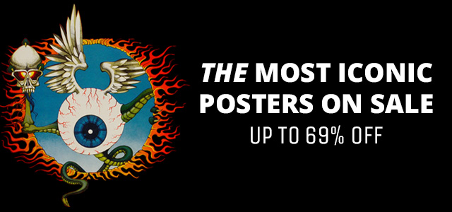 The Most Iconic Posters