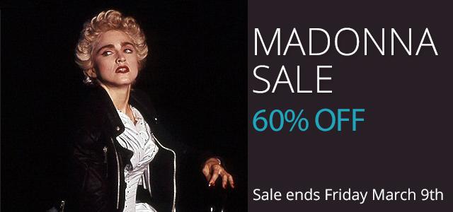 Madonna Sale