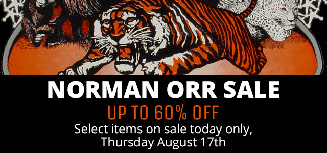 Norman Orr Sale