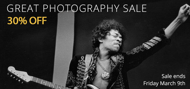 Great Photography Sale