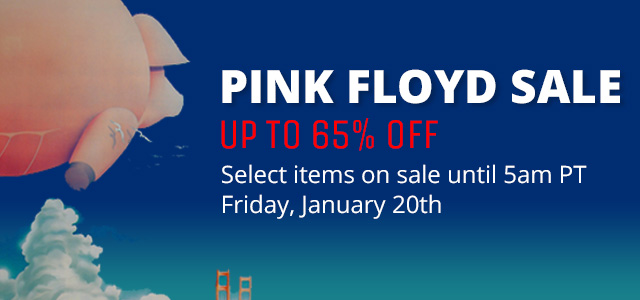 Pink Floyd Sale