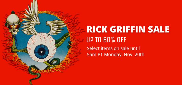 Rick Griffin Sale
