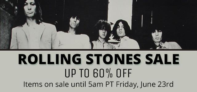 Rolling Stones Sale