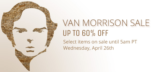 Van Morrison Sale
