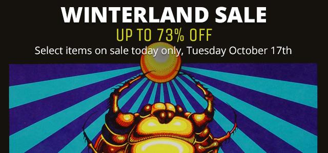 Winterland Sale