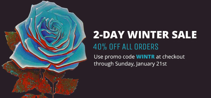 2-Day Winter Sale