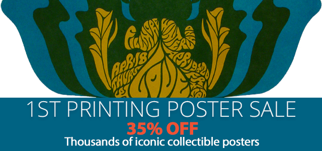 Postcards & Handbills 40% Off