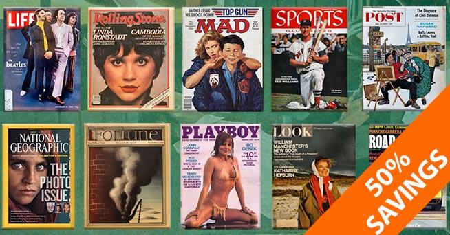 Fall Savings! - Magazines Fall Savings! - Magazines