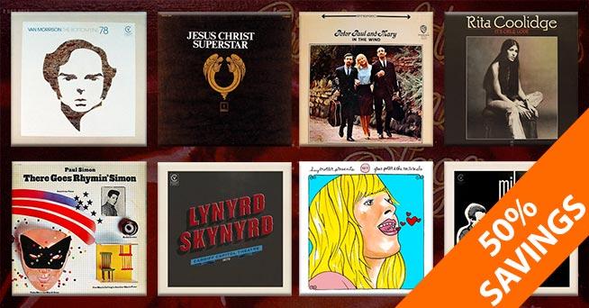Fall Savings! - Vinyl Fall Savings! - Vinyl