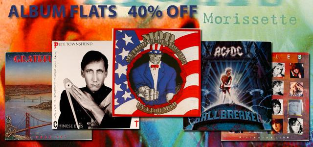 Postcards & Handbills 40% Off