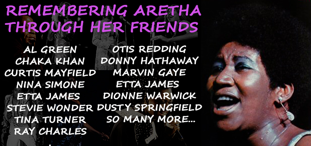 Aretha & Friends 50% Off