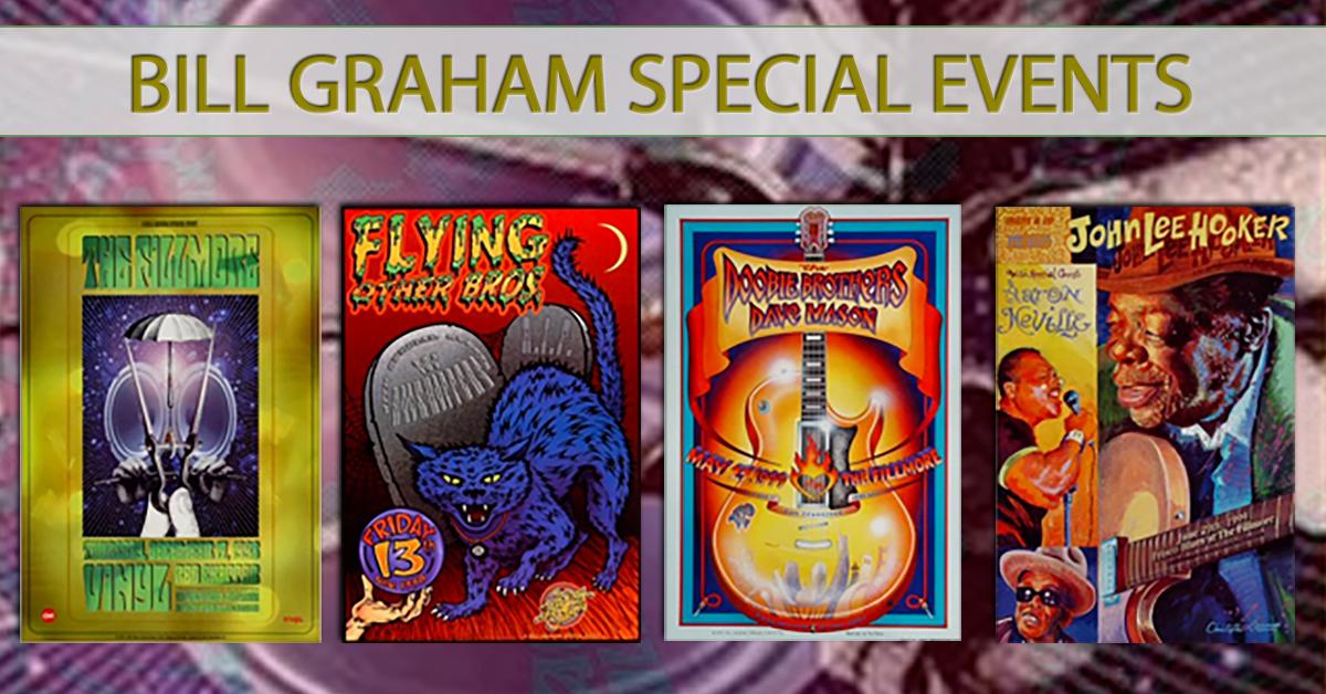 Bill Graham Special Events Series Bill Graham Special Events Series