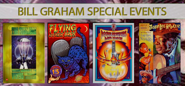 Bill Graham Special Events Series
