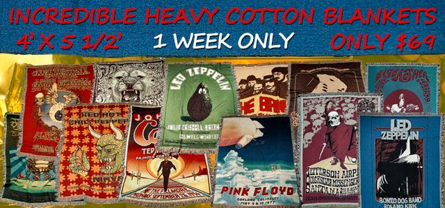 Incredible Heavy Cotton Blankets $69 Incredible Heavy Cotton Blankets $69