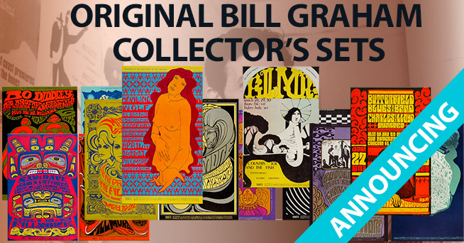 Bill Graham Collector's Sets