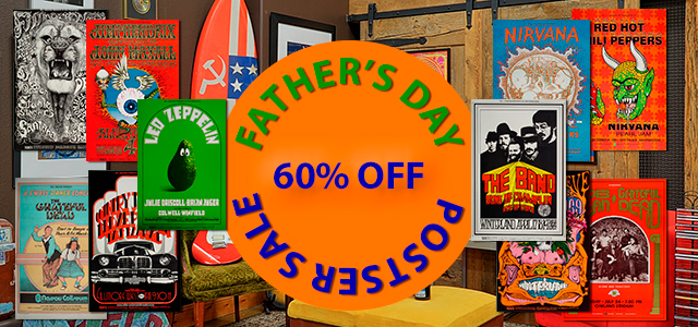 Father's Day Poster Sale - 60% Off Father's Day Poster Sale - 60% Off