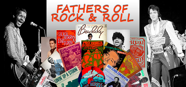 Fathers of Rock & Roll - 50% Off Fathers of Rock & Roll - 50% Off
