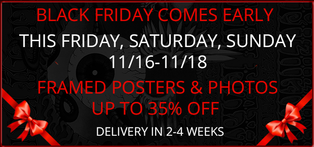 Pre Black Friday Beautifully Framed Poster & Photos Sale Up TO 35%
