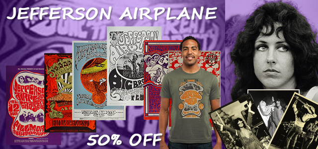 Jefferson Airplane 50% Off Jefferson Airplane 50% Off