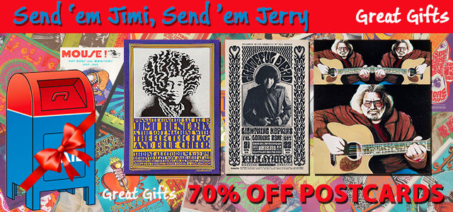 70% Off Postcards
