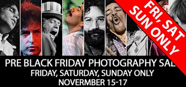 Pre Black Friday Photograpy Sale