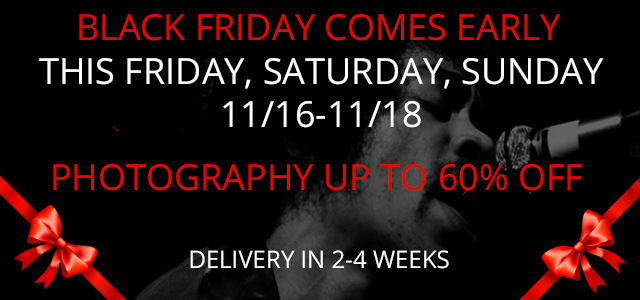 Pre Black Friday Photography Sale Up TO 60%