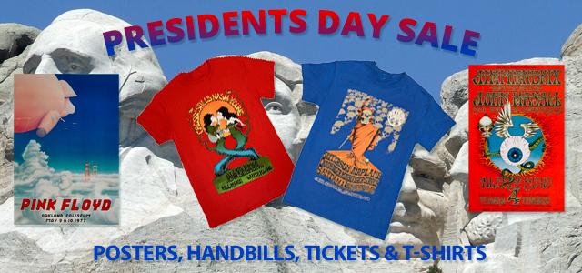 Presidents Day Weekend Savings