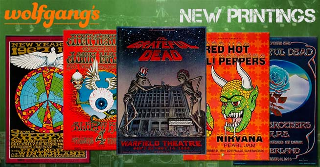 New Affordable Iconic Poster Reprints