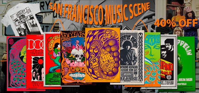 50% Off Our Huge Collection of CDs & DVDs40% Off Famous San Francisco Venues