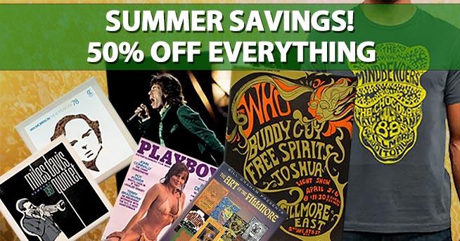 Summer Sitewide Savings!