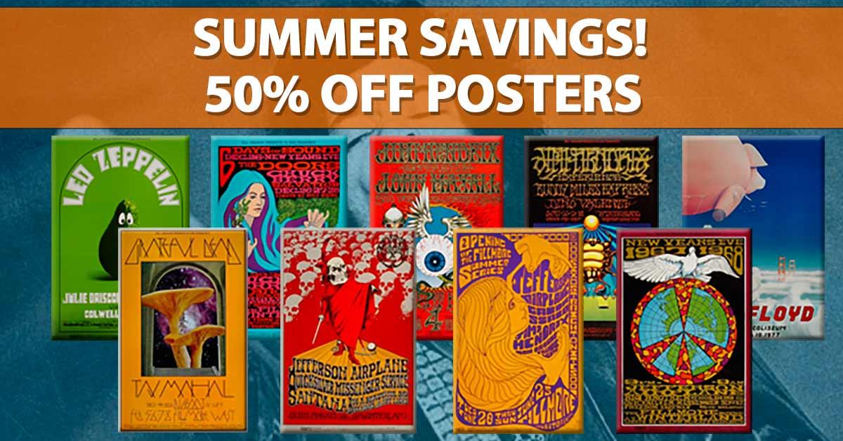 Summer Savings! - Posters Summer Savings! - Posters