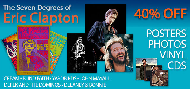 40% Off The Seven Degrees of Eric Clapton