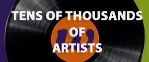Vinyl Record Performers