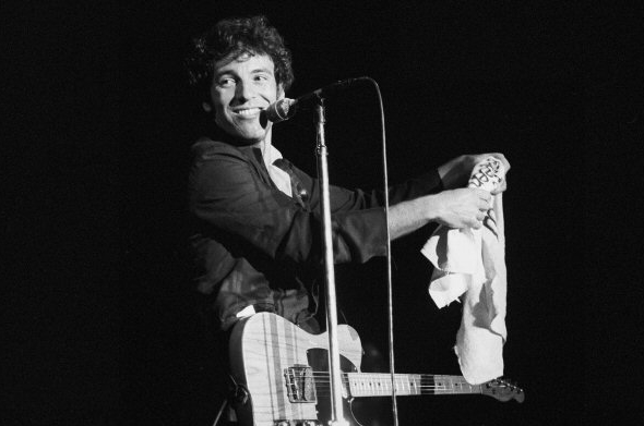 Featured: Bruce Springsteen, 1973