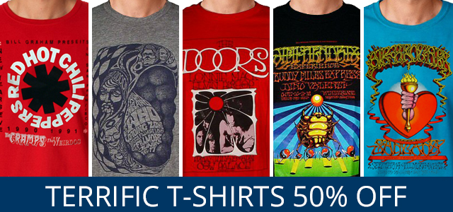 Terrific T-Shirt Sale