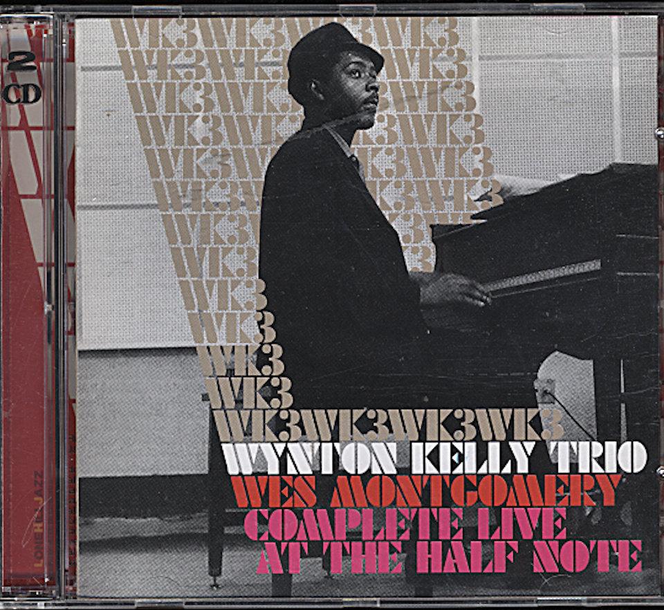 Wynton Kelly Trio and Wes Montgomery CD