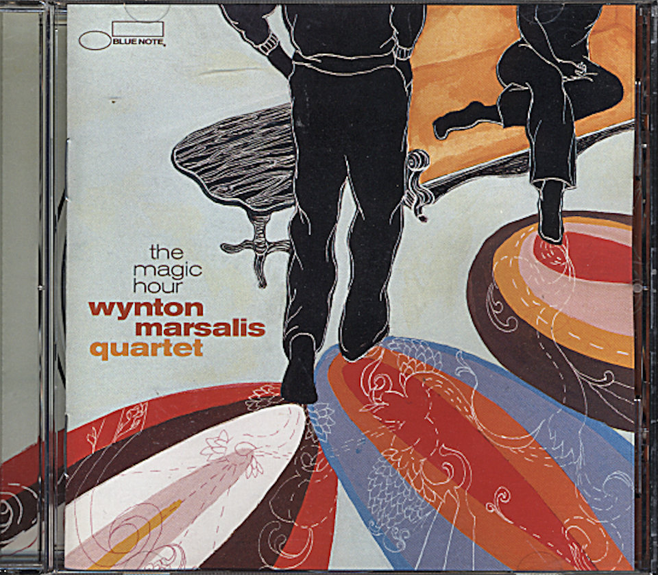 Wynton Marsalis Quartet CD
