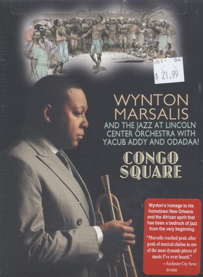 Wynton Marsalis DVD