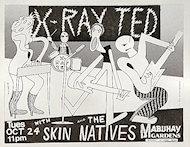 X-Ray Ted Handbill