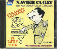 Xavier Cugat And His Waldorf-Astoria Orchestra CD