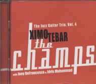 Ximo Tebar CD